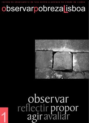 Capa - Revista OLCP Lisboa, nº 1