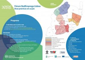 Forum Rede Emprega Lisboa