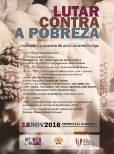 PROGRAMA A Realidade e as Propostas do Sector Social