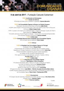 Programa Final ciganos