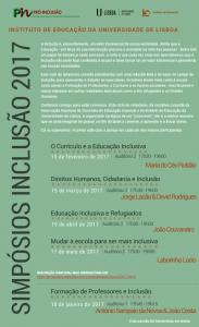 Simpósios Inclusão 2017