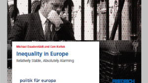 inequality in europe