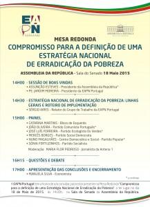 Assembleia da Republica_ estrategia de luta contra a pobreza