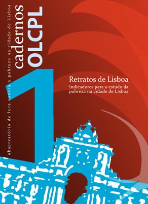 Capa - Retratos de Lisboa