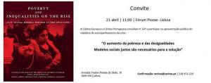 Convite Caritas